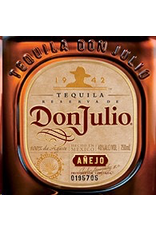 Tequila Don Julio Anejo Tequila 750ml