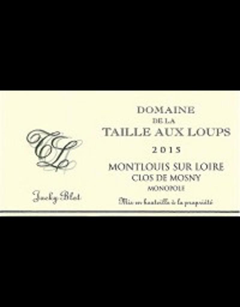 Chenin Blanc Domaine de la Taille Aux Loups Clos Mosny Monopole 2018