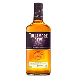 Irish Whiskey Tullamore Dew 12 Year Old Special Reserve Irish Whiskey 750ml