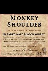 Scotch Monkey Shoulder Blended Malt Scotch Whisky 750ml