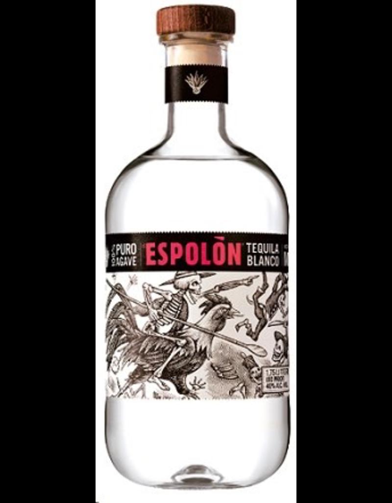 Tequila Espolon Blanco Tequila 1.75L