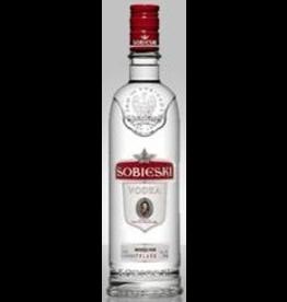 vodka Sobieski Vodka Liter