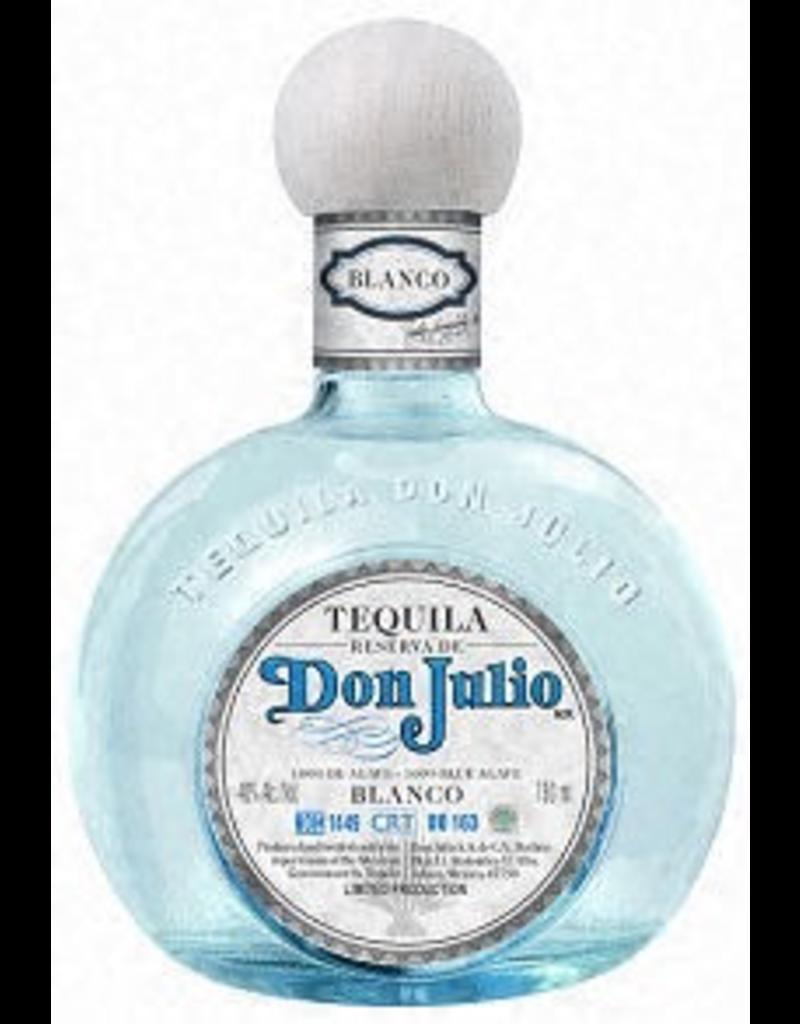Tequila Don Julio Blanco Tequila 750ml