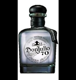 Tequila Don Julio 70th Anniversary  Anejo Claro Tequila 750ml