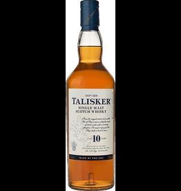 Single Malt Scotch Talisker 10yr Single Malt Scotch 91.6 YRC 750ml