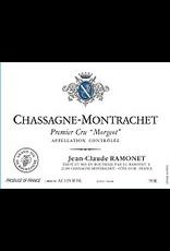 Burgundy French Jean-Claude Ramonet Chassagne-Montrachet Premier Cru  Morgeot 2017 750ml