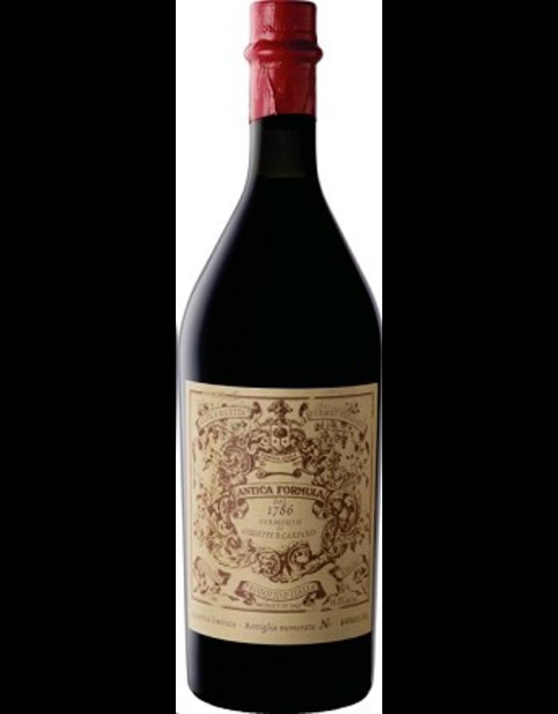 Vermouth Antica Formula Carpano Red Vermouth Liter