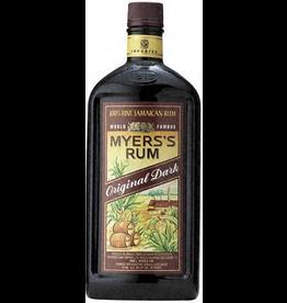 rum Myers's Dark Rum 1.75 Liters