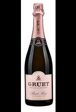 Champagne/Sparkling Gruet Brut Rose Sparkling New Mexico 750ml