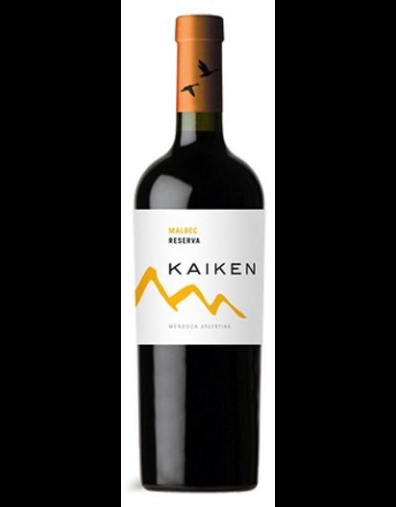Malbec Kaiken Malbec Estate 2018 Mendoza Argentina 750ml