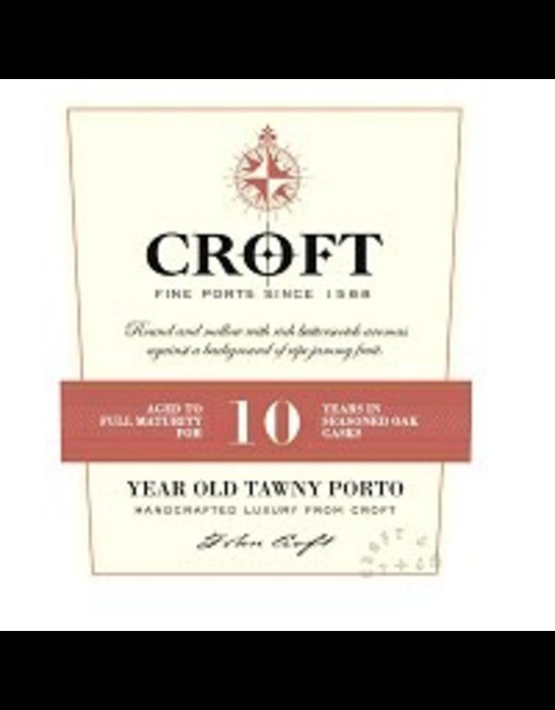 Porto Croft 10yr Tawny Porto 750ml