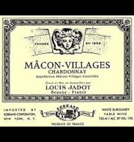 Burgundy French SALE Louis Jadot Macon-Villages Chardonnay 2019 Burgundy 750ml France REG $17.99