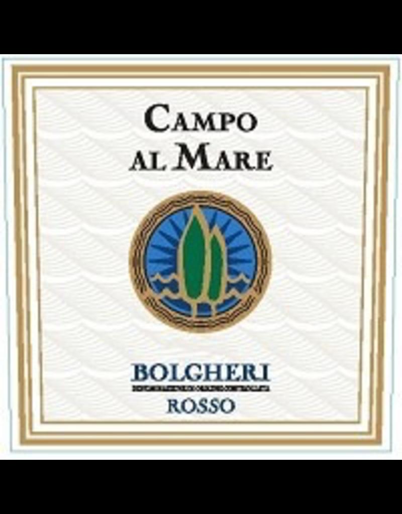 Italian Red Campo Al Mare Bolgheri Red 2018 750 ml