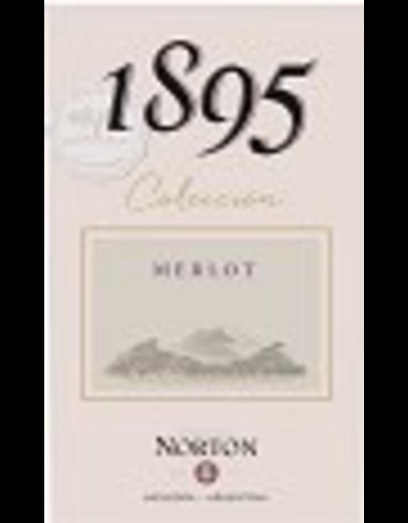 "Merlot Bodega Norton Merlot ""1895"" Collection 2018 750ml"