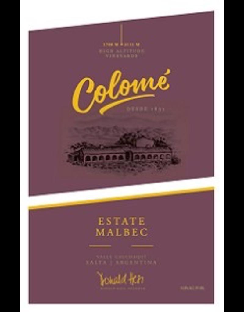 Malbec Colome Estate Malbec 2017 750ml