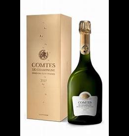 Champagne SALE Taittinger Comte De Champagne  Blanc de Blanc 2007 REG $229.99