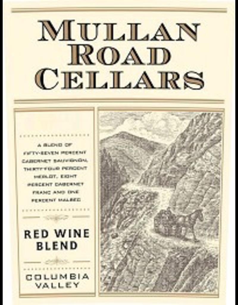Cabernet Sauvignon SALE Mullan Road Cellars Red Blend 2016 Columbia Valley Washington REG $59.99