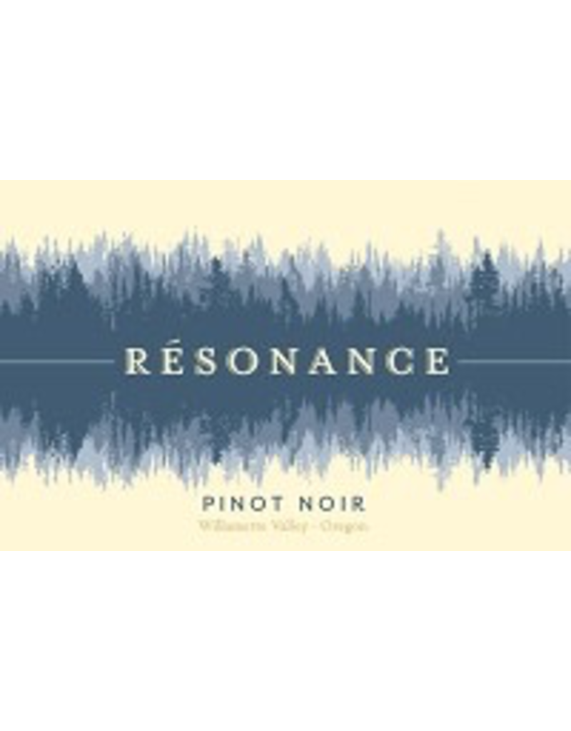 Pinot Noir Oregon Resonance Pinot Noir 2018 Willamette Valley Oregon 750ml