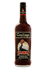 rum Goslings Black Seal Rum 1 Liter
