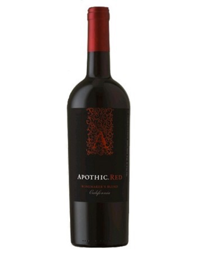 Red Blend Apothic Red Winemaker's Blend 750ml
