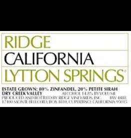 Zinfandel Ridge Lytton Springs Zinfandel -Blend 2018 750ml