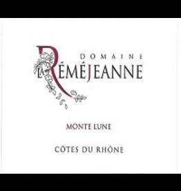 Rhone SALE Domaine Remejeanne Cotes du Rhone Monte Lune 2019 REG $19.99