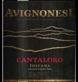 Tuscan Red Avignonesi Rosso Cantaloro 2016 Toscana 750ml
