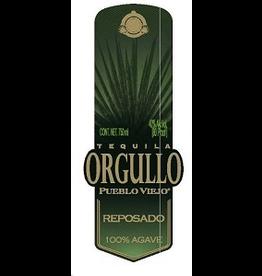 Tequila Orgullo Tequila Reposado 750ml