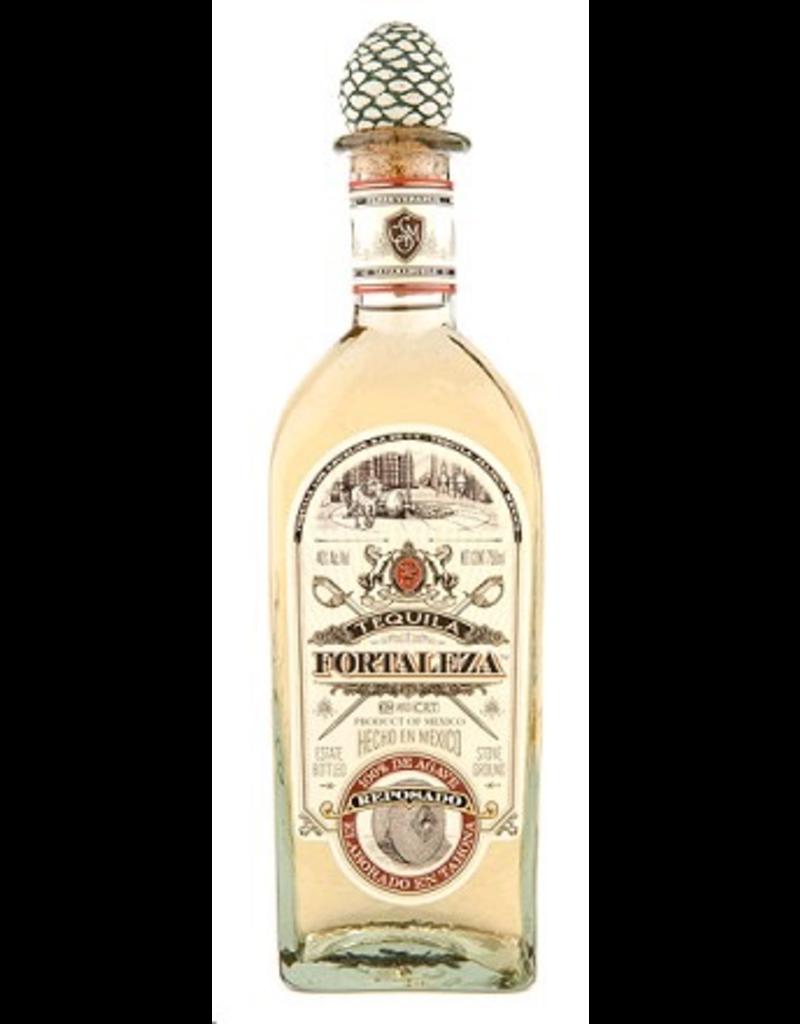 Tequila Fortaleza Reposado Tequila 750ml