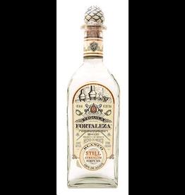 Tequila Fortaleza Blanco Still Strength  92 pf Tequila 750ml