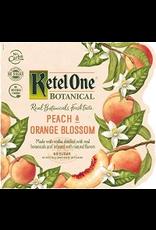 vodka Ketel One Botanical Peach & Orange Blossom Vodka Liter