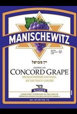 Kosher Red Manischewitz Concord Grape 750ml