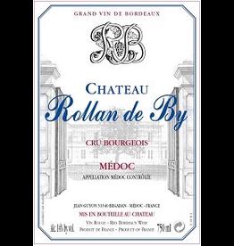 Bordeaux-Haut Medoc Chateau Rollan de By Medoc 2015 750ml