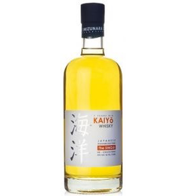 Japanese Whisky Kaiyo Whisky Japanese 7 year old The Single - Mizunara Oak Un-chillfiltered 96 proof 750ml