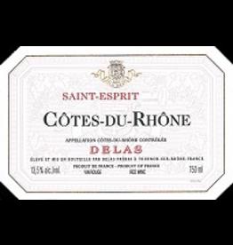 Rhone Delas Cotes-Du-Rhone Saint-Esprit RED 2018 750ml France