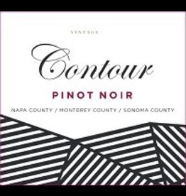 Pinot Noir California Contour Pinot Noir 2017 California 750ml