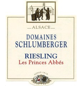 riesling Domaines Schlumberger Riesling Les Princes Abbes 2015 750ml