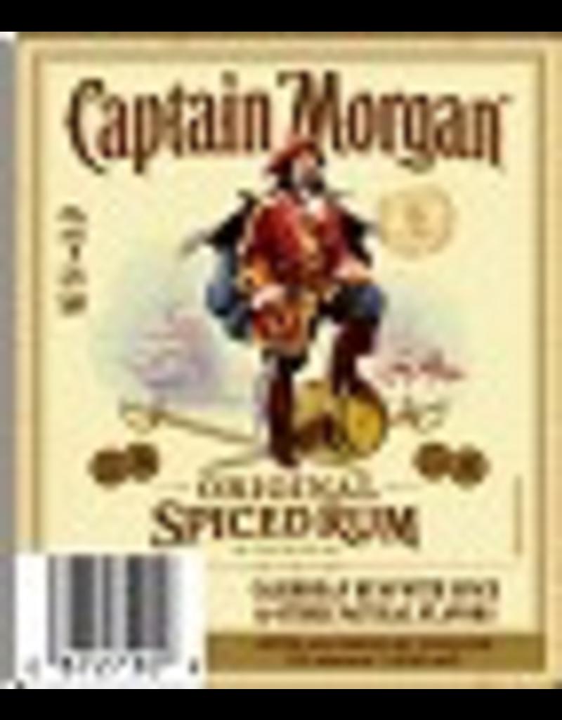 rum Captain Morgan Spiced Rum 1.75 Liters