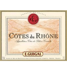 cotes du rhone E. Guigal Cotes Du Rhone Rouge 2017 750ml