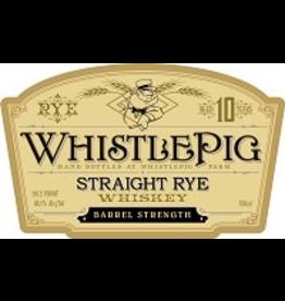 Rye Whiskey Whistlepig Straight Rye Whiskey 10 yr 750ml