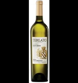 Pinot Grigio Terlato Pinot Grigio 2018 Friuli Colli Orientali Italy 750ml