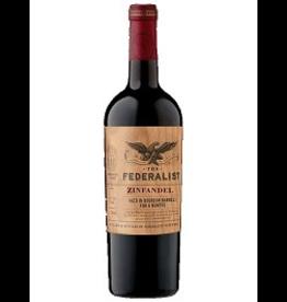 Zinfandel SALE The Federalist Bourbon Barrel Zinfandel 750ml REG $24.99
