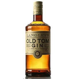 Gin Langley's Old Tom Gin Small Batch 94proof 750ml