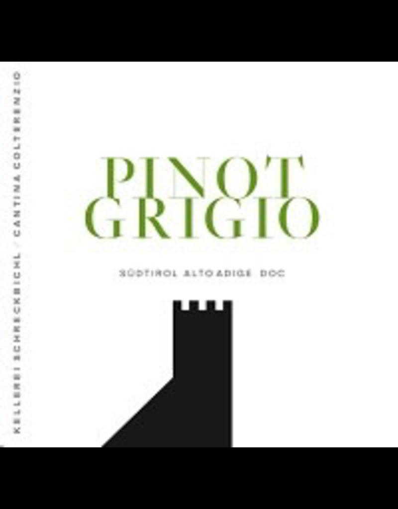 Pinot Grigio Colterenzio Pinot Grigio 2017 Alto Adige 750ml
