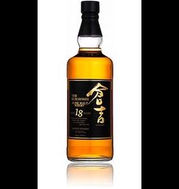 Japanese Whisky The Kurayoshi Whisky Malt 18 Year Matsui Pure Malt Whisky     750ml