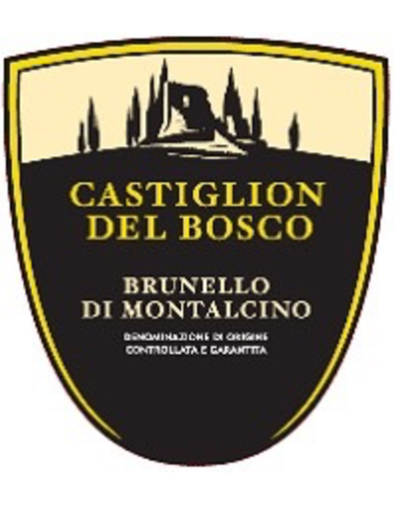 Brunello Di Montalcino Castiglion Del Bosco Brunello di Montalcino 2015 750ml Italy
