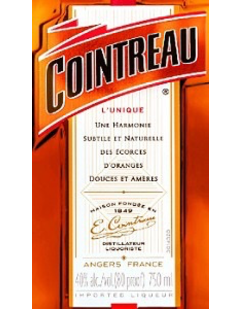 Cordials Cointreau Liqueur 1 Liter