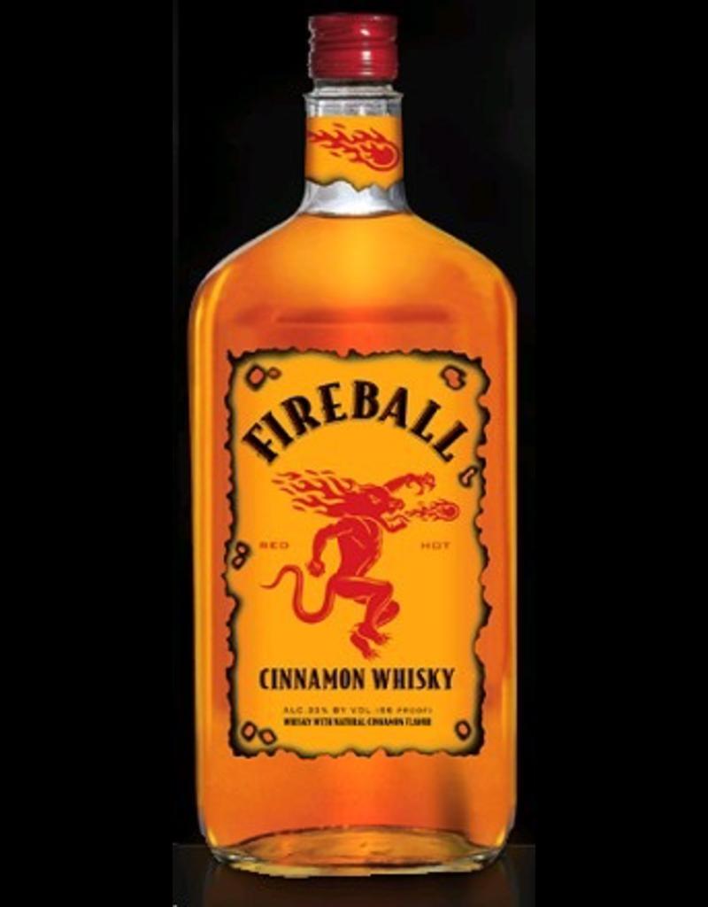 whisky Fireball Cinnamon Whiskey  1.75 Liters