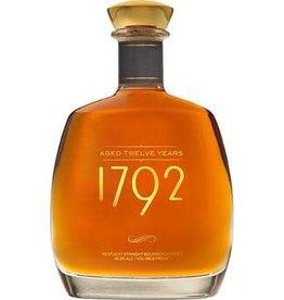Bourbon Whiskey 1792 Aged 12 year Bourbon 750ml