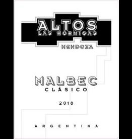 Malbec SALE Altos Las Hormigas Malbec Clasico 2018 Mendoza 750ml REG $12.99